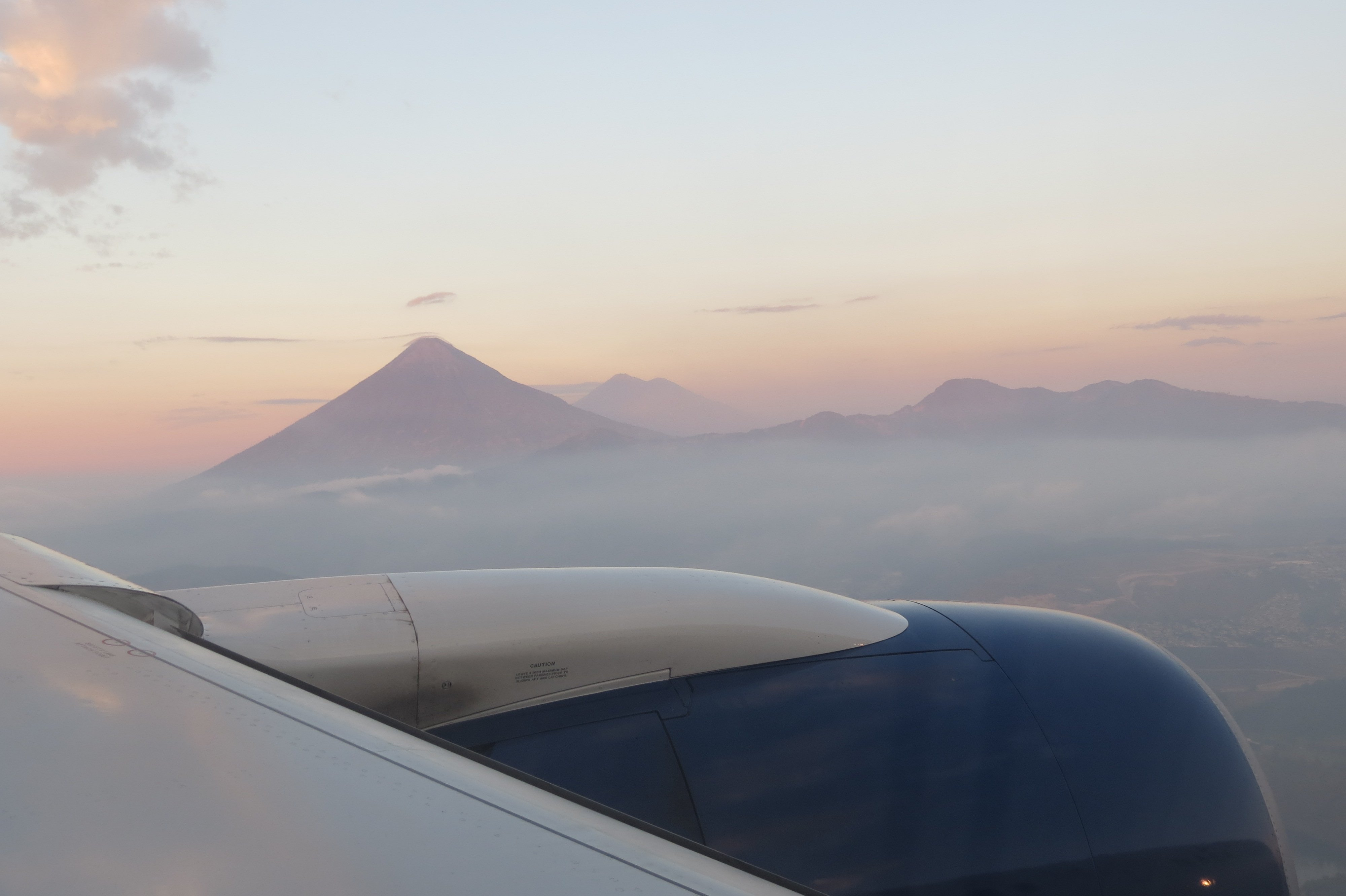 Acclimating in Guatemala City