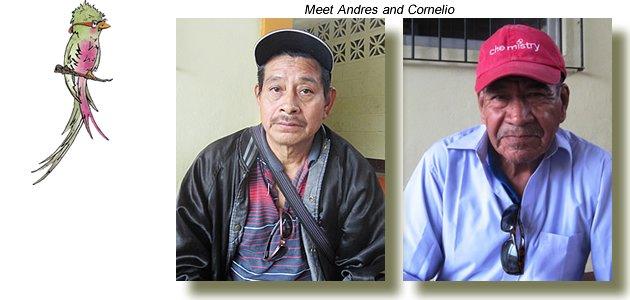 Change A Life – Andres and Cornelio