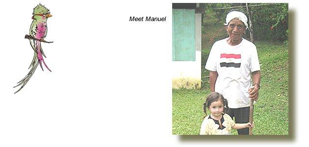 Change a Life – Manuel