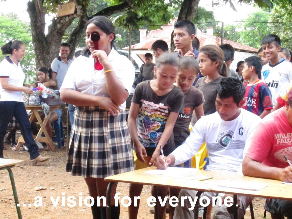 An Eye Care Project With a Vision