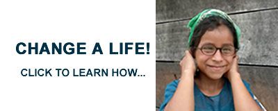 CHANGE A LIFE! Click to learn how...